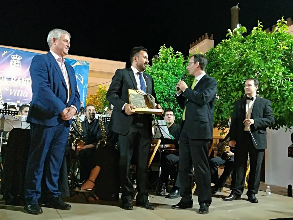 """IV Certamen Nacional de Bandas """"Villa de Olivares"""""""